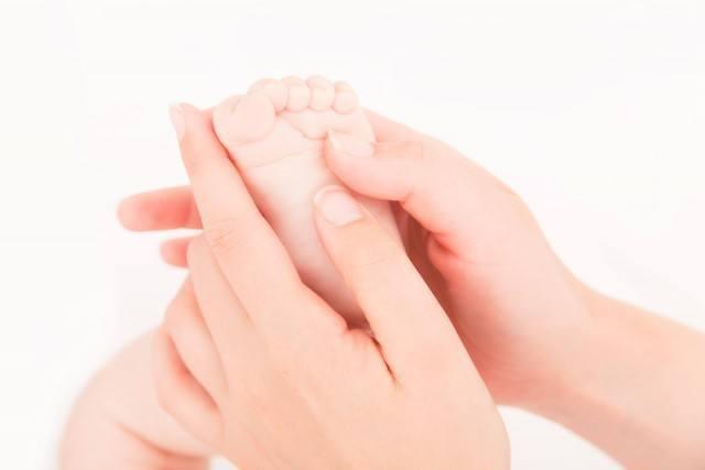 Lær Zoneterapi - Til Baby Med Ondt I Maven